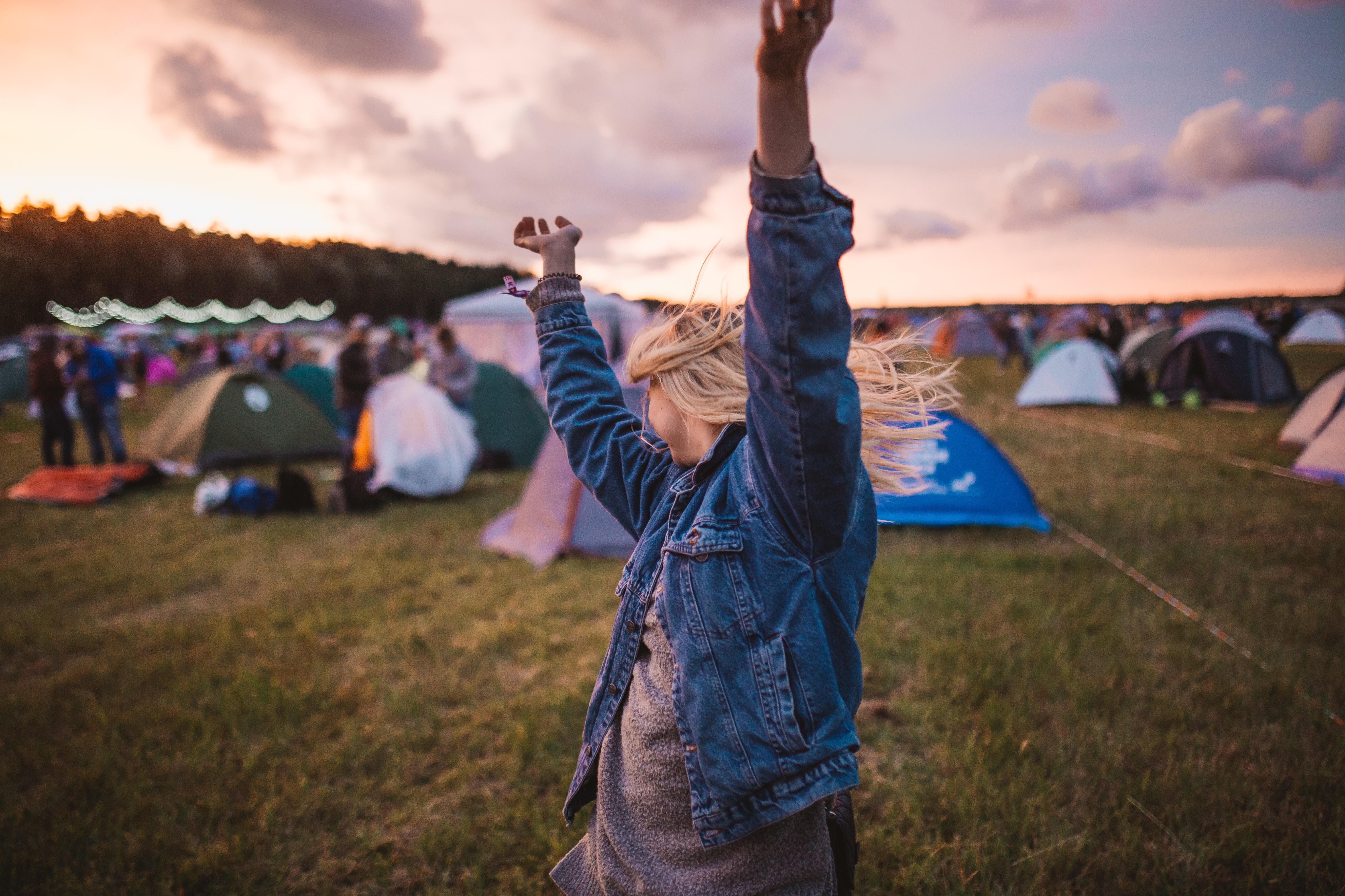 Tag vennerne med på festival